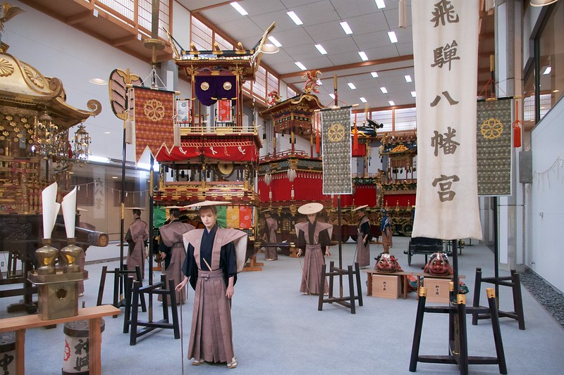 Takayama Festival Float Exhibition Hall