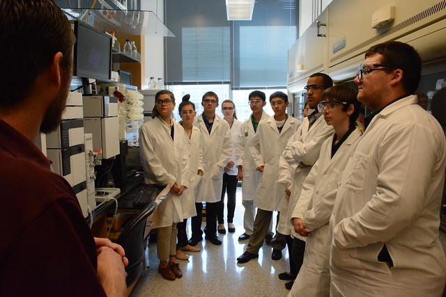 NSLC Biotechnology: Northwestern University Simpson Querrey Institute August 12, 2015