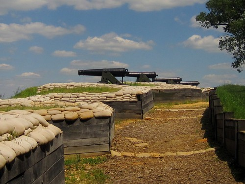 Fort Donelson Lower Battery
