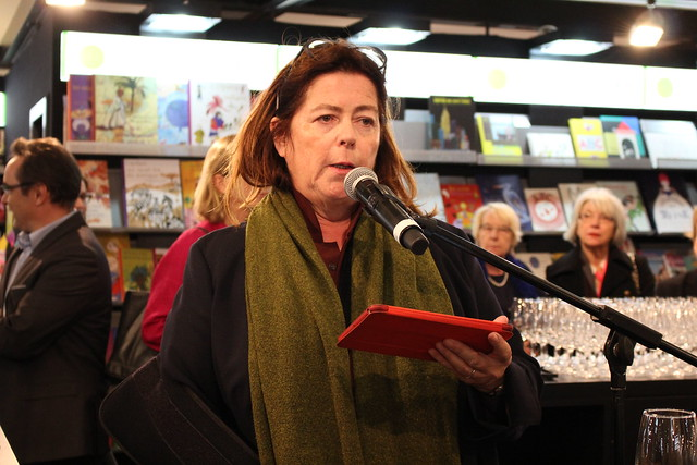 Vera Michalski (BIEF) - Frankfurt Buchmesse 2015