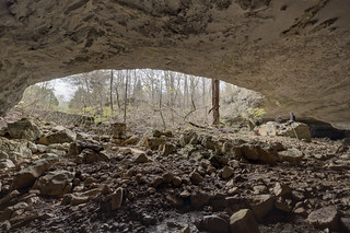 Big Mouth Cave twilight, Grundy County, Tennessee 3