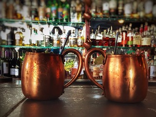 Moscow Mules  @ Jakes - Benson, NE | by vwcampin
