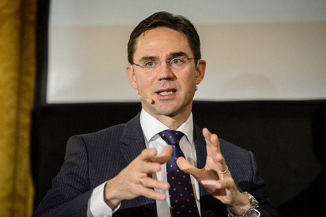 2016-11-08 Morning Exchange Live with Vice-President Katainen
