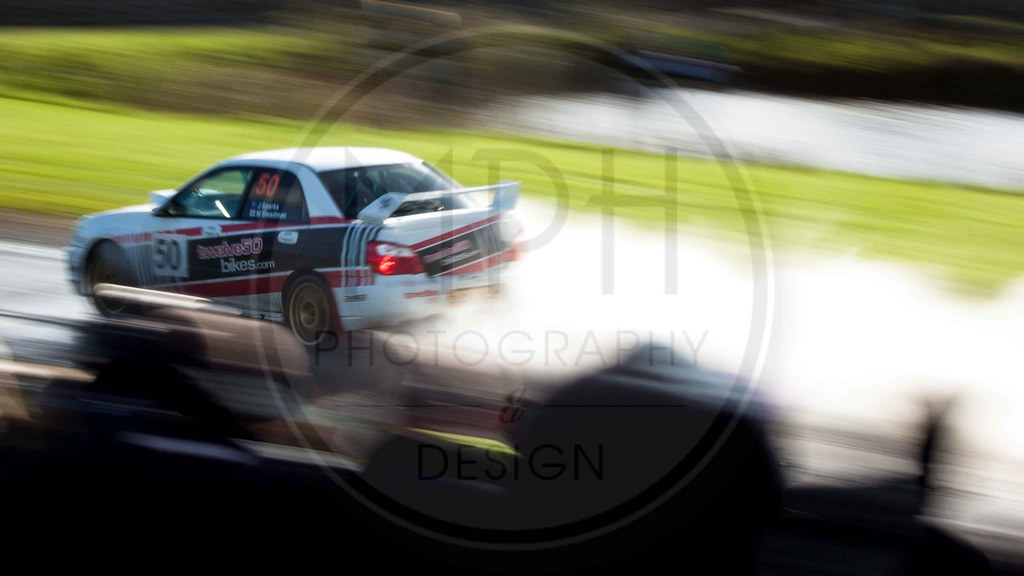 Matthew Steadman/Jamie Sparks - Subaru Impreza STi Prodrive
