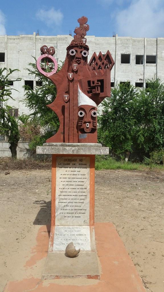Oidah, la Route de l'esclave, Benin