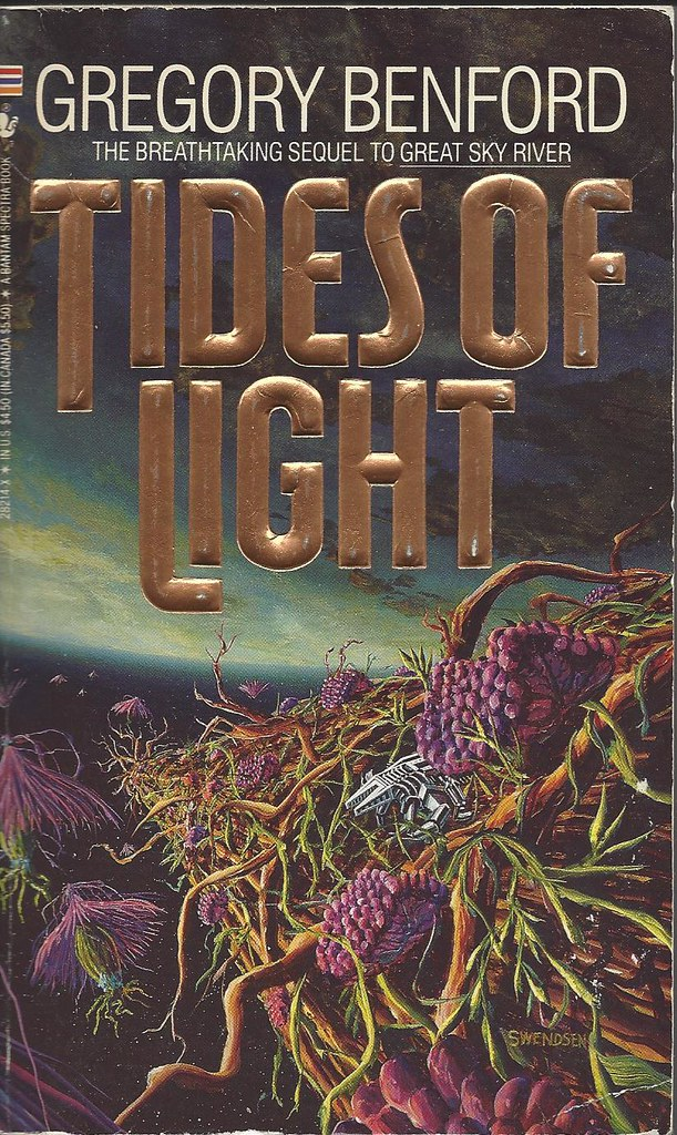 Tides of Light (Galactic Center, Book 4)