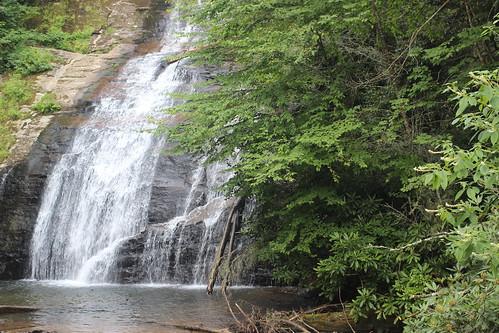 vacation ga river georgia restaurant waterfall great hellen pappys blairsville elzey hellan richardelzey fallingsoldier