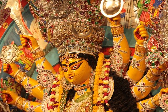 Durga Puja 2015 : Saptami