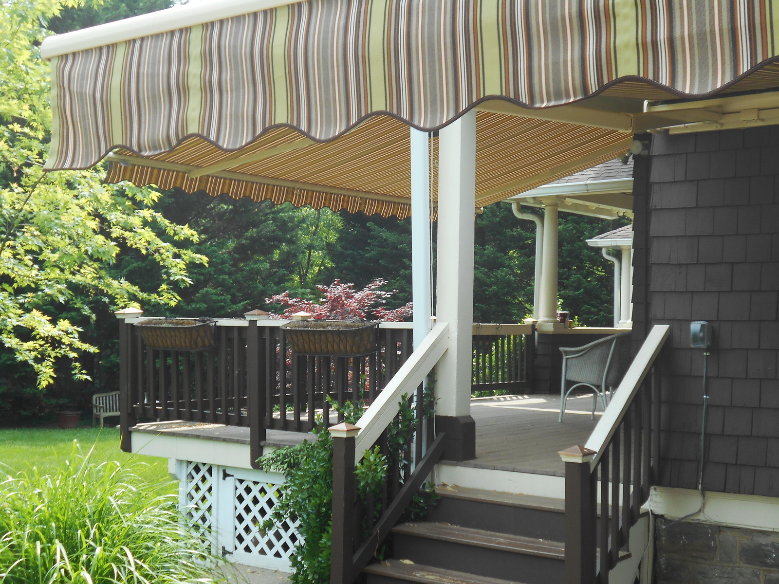 Deck-Awnings