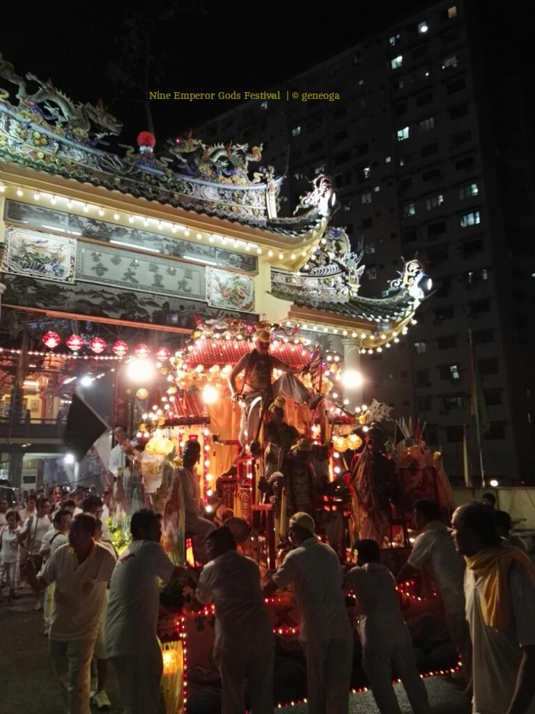Nine Emperor Gods Festival 2016