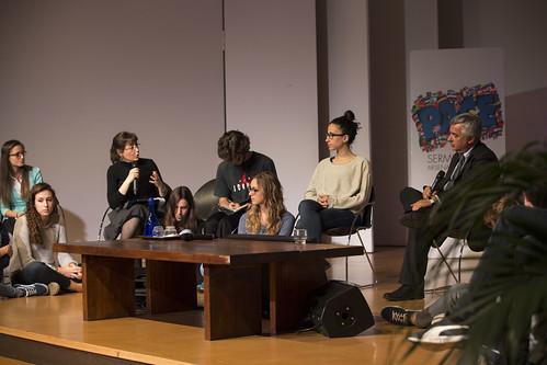 Maurizio Molinari all'Università del Dialogo