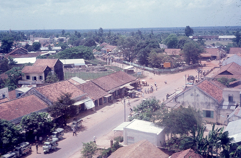 Gò Dầu Hạ (Tây Ninh) 1966-67 - Photo by William A. Wilde (1)