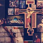 Collage of Jesus Christ