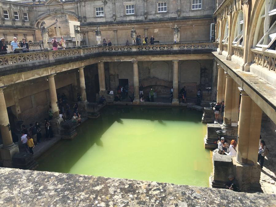 Ly, Cindy; England - TWELVE Bath