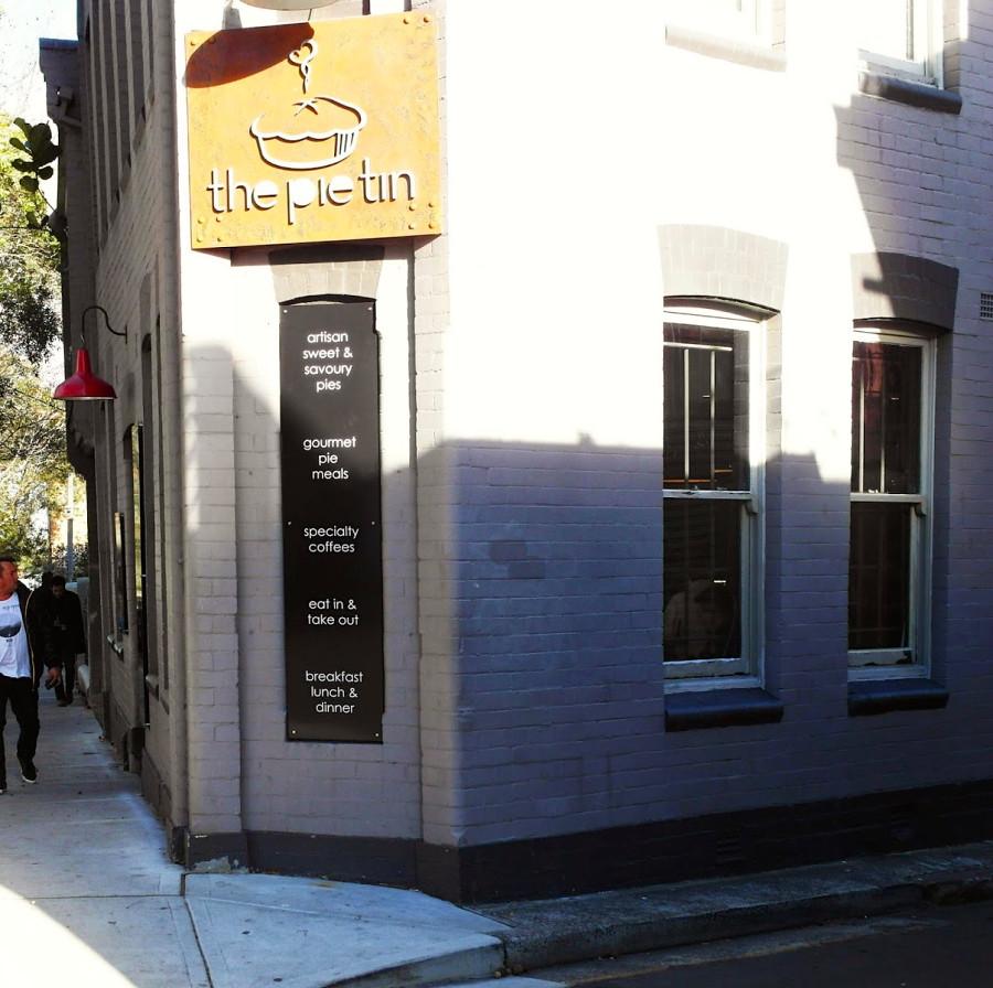 Jugan, Ashleigh; Sydney, Australia - The Pie Tin