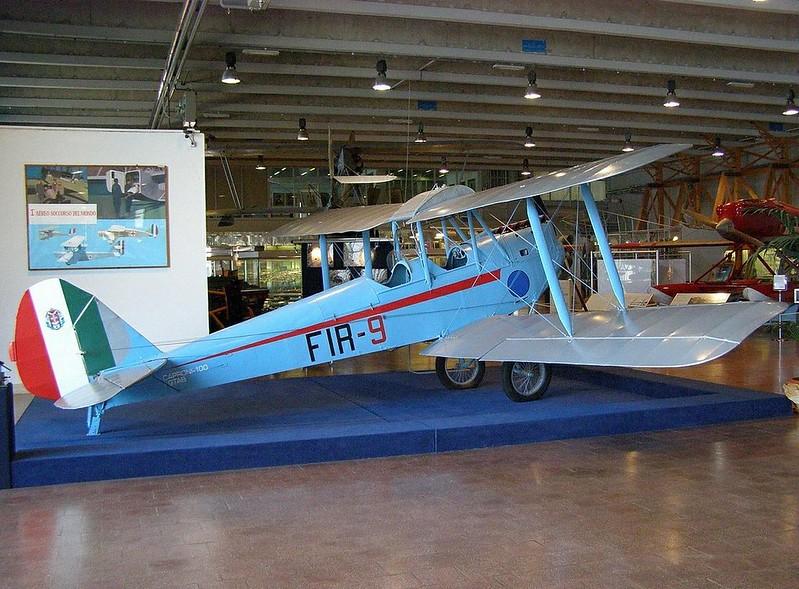 Caproni Ca.100 3