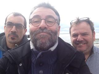 Avec  Xavier Lefrançois & Pascal Roux | by lilianderruau