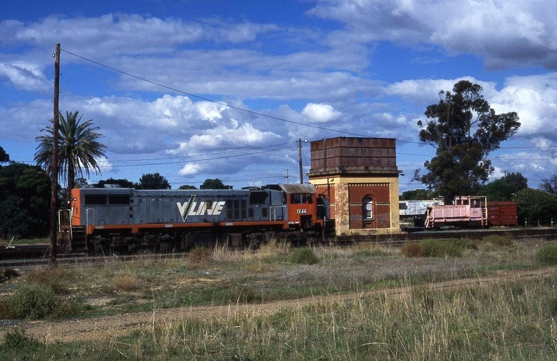 X44 at Echuca by David Arnold