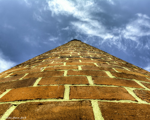 brick sc architecture pov bricks southcarolina pointofview smokestack historical lexingtonsc