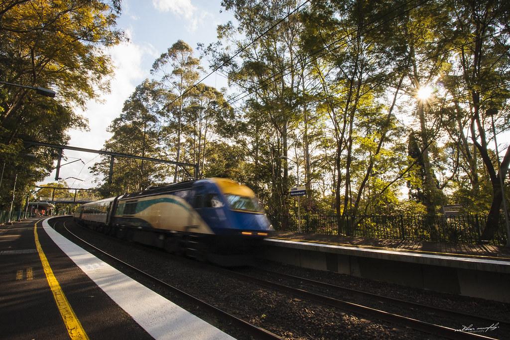 Brisbane Overnight Express