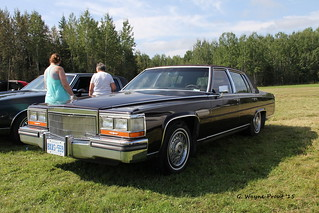 1984 Cadillac Fleetwood Brougham DeElegance