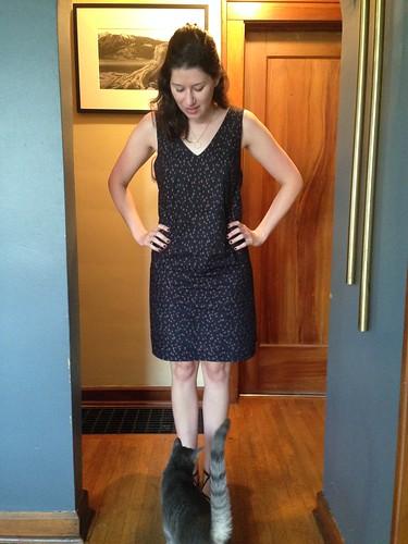 My first garment | by loentropy