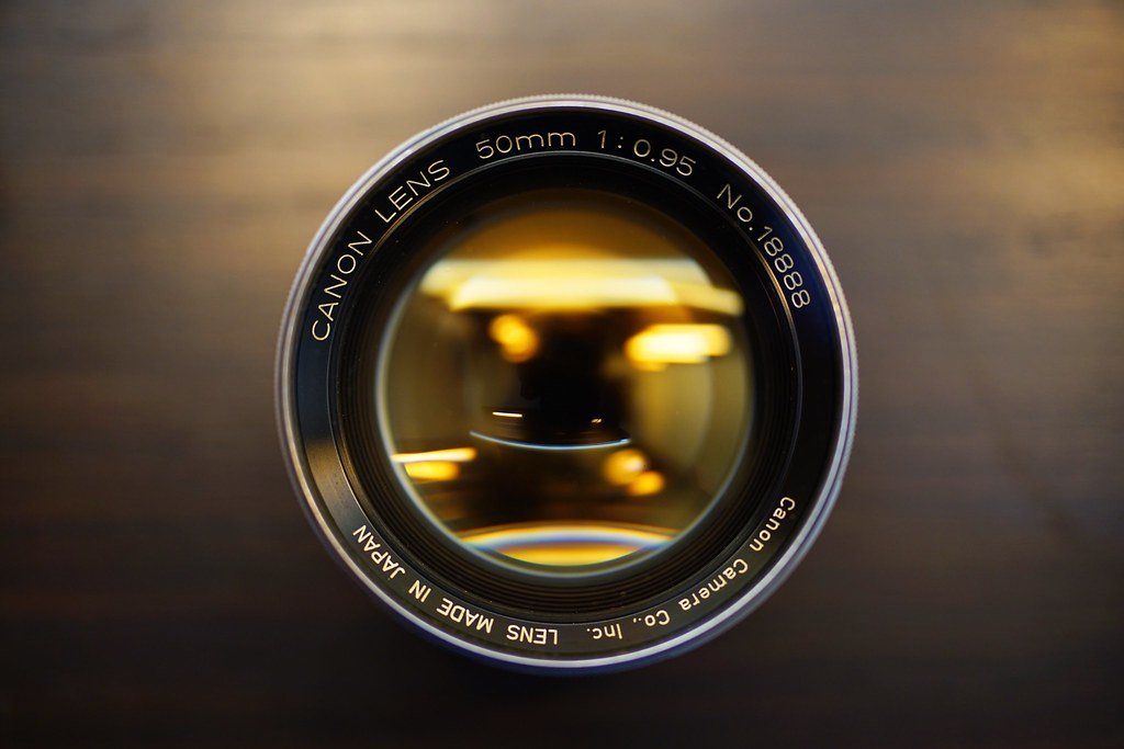 My Canon Dream Lens has a change in serial number  | Flickr