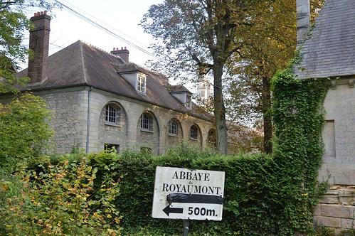 Abbaye de Royaumont... à 500m | by K1_Camz
