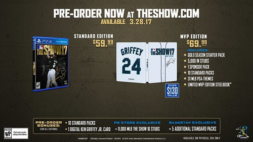 MLB The Show 17, PS4 | by PlayStation.Blog