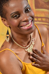 DSC_1100 Comfort from Tanzania with South African Zulu Cultural Ethnic Beaded Jewellery Shoreditch Studio London