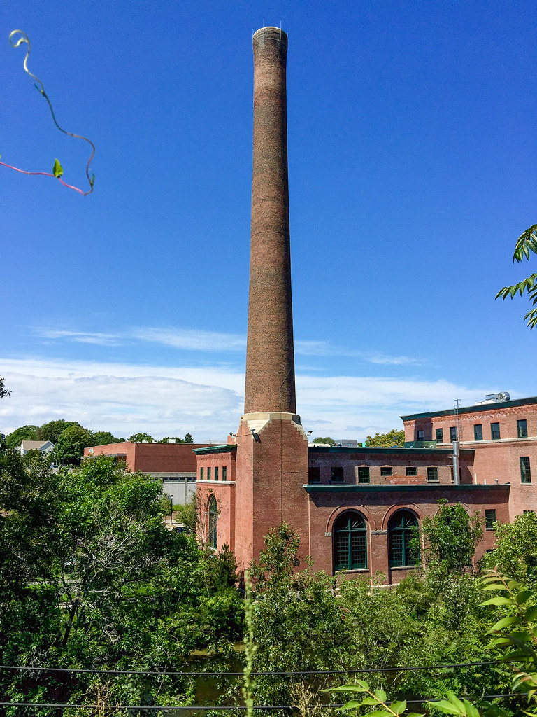 Baker Chocolate Factory power plant