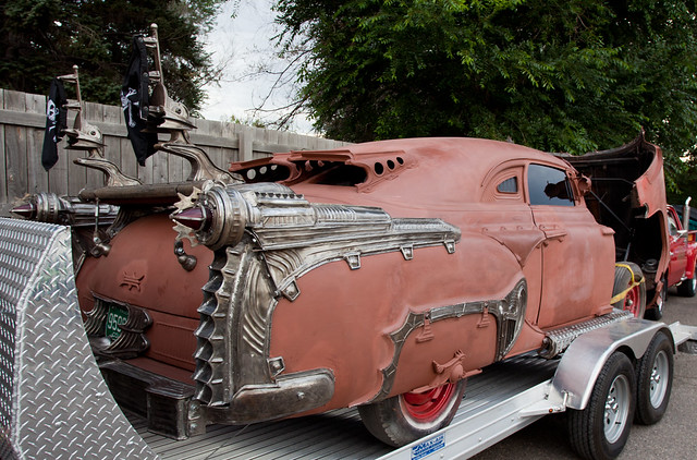 1951 Chevrolet Coupe  (Accessories may not be entirely factory stock)