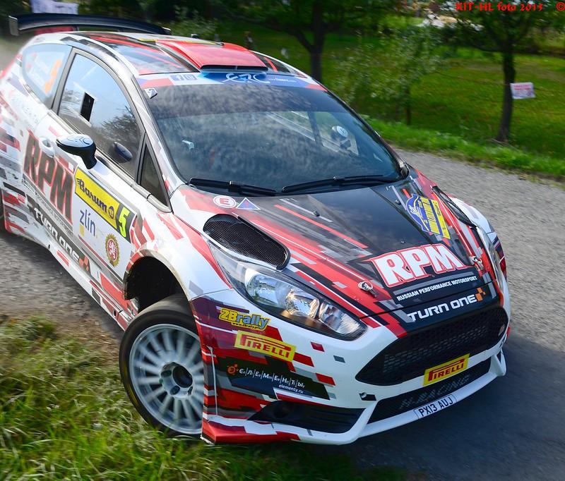 Barum Rally: Barum Czech Rally Zlín 2015