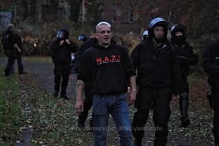 2015.11.08 Burg - Anti Asyl Demo un Protesten (2)