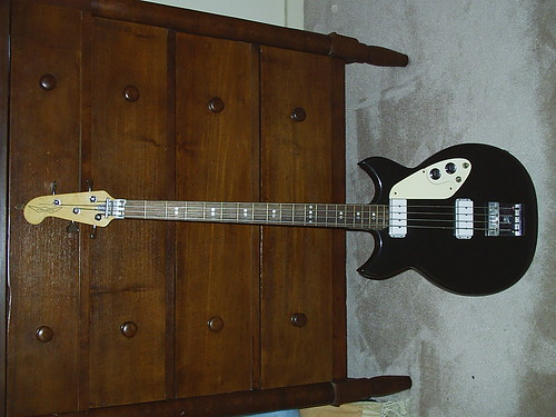 signature bass 2519 | by Micro Frets