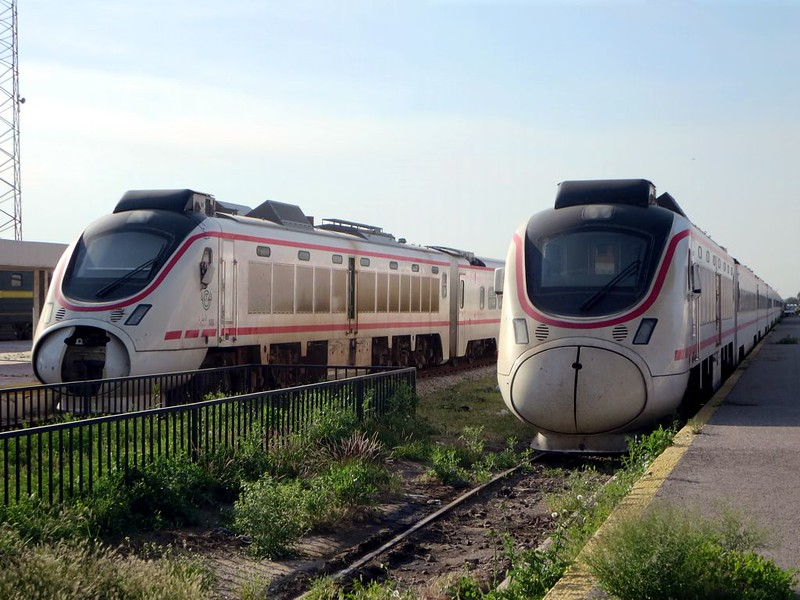 Train to Basra
