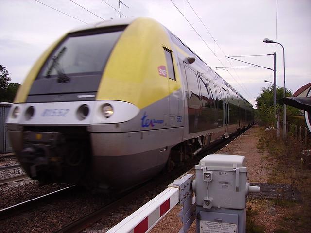 Speed - TER Bourgogne