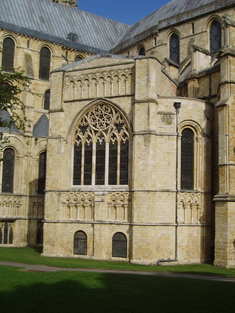 St Anselms Chapel Canterbury Cathedral Arguably The Most