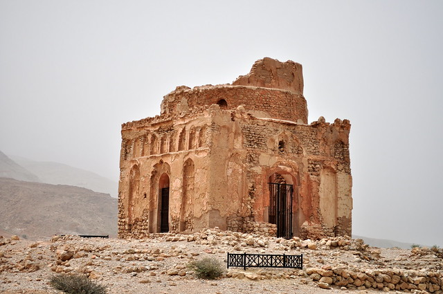 Bibi Maryam mausoleum