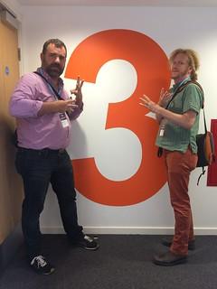 Paul & Dan + 3