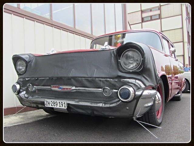 Chevrolet 150 Handyman Station Wagon, 1957