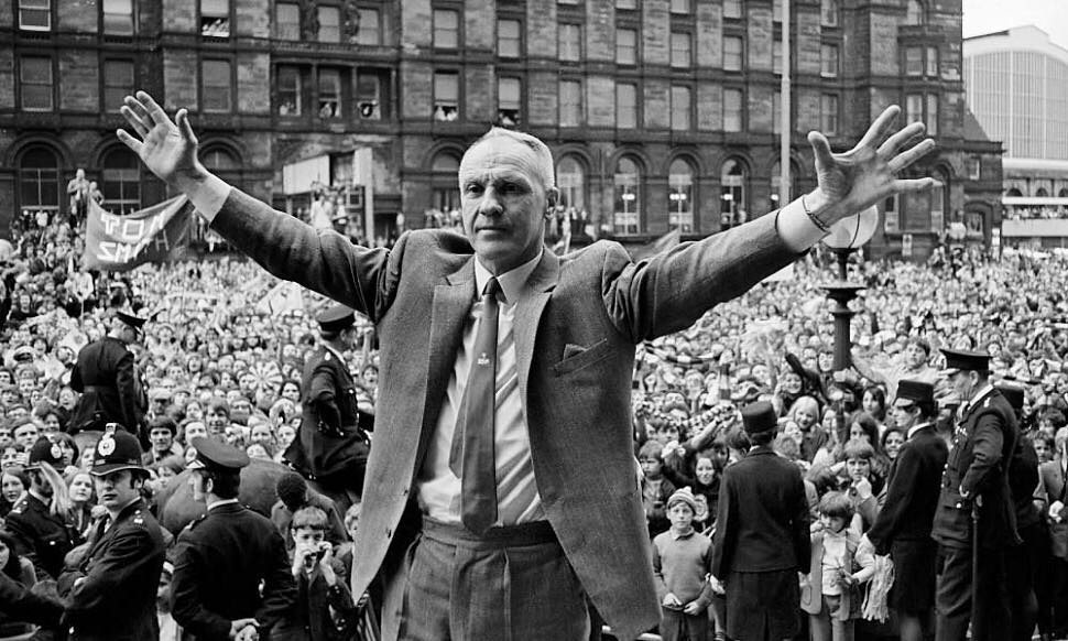 On This Day In 1959, Bill Shankly Was Appointed #LFC Manag