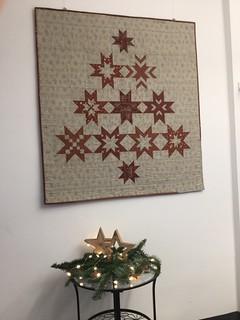 Christmas Tree QAL
