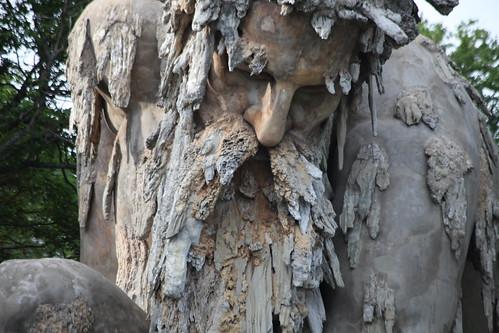 Il colosso dell'Appennino di Giambologna