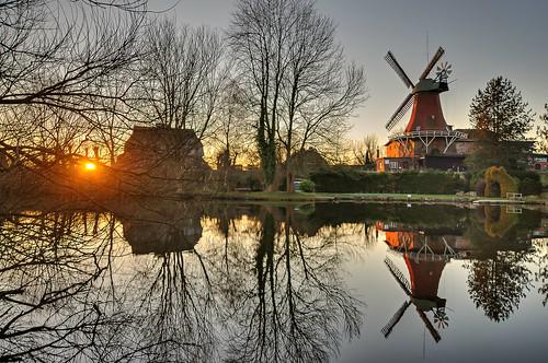windmühle windmill sonnenuntergang sunset reitbrook hamburg deutschland germany pentax k5 sigma1020 matthias körner mattkoerner1 mk|photography