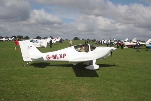 G-MLXP Europa [PFA 247-12974] Sywell 310814