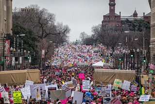 Women's March on WDC | by Mobilus In Mobili