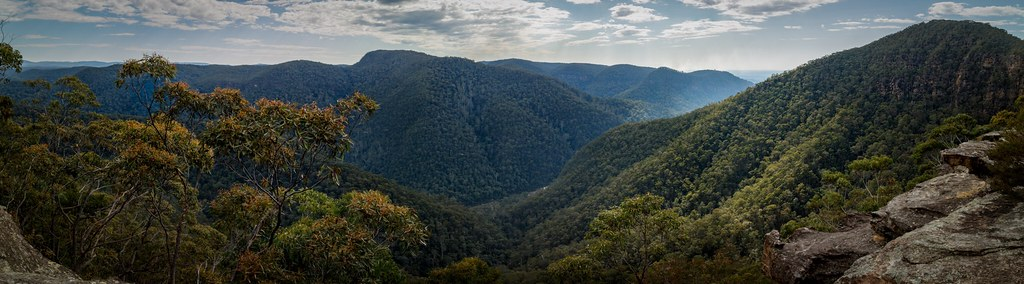 South Grose Head   Blue Mountains, Australia