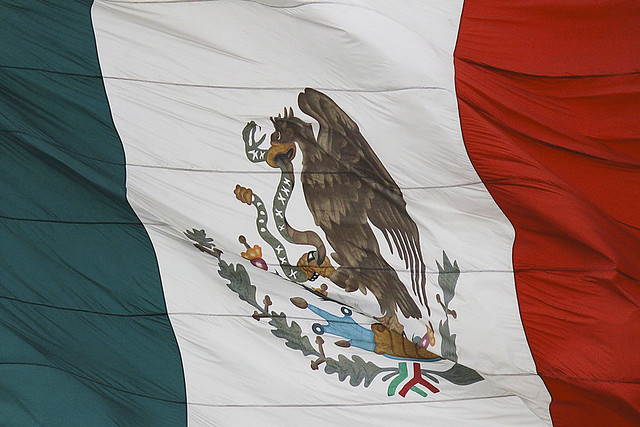 viva México ! 150915