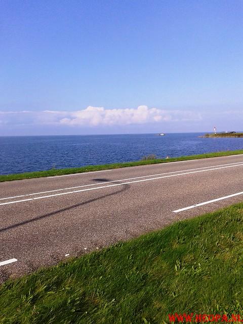 2015-10-09 Test wandeling 26 Km Oostvaarders  (5)